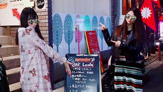 オシャレタウンの恵比寿に新規オープン! 本格的なBarスタイルが楽しめる王道ガールズバー!
